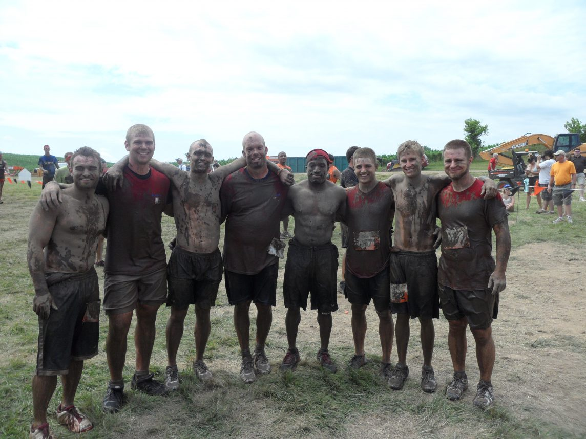 RJ Moving Tough Mudders