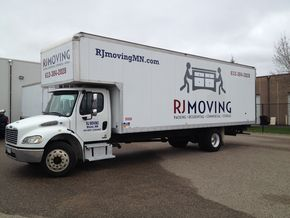 RJ Moving Professional Movers Burnsvile, MN