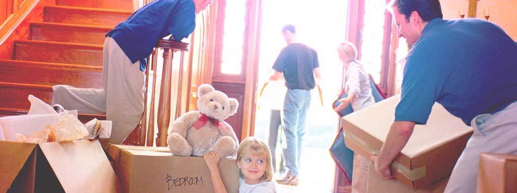 Residential Moving Company Saint Paul, MN