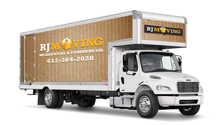 RJ Moving Residential and Commercial Movers